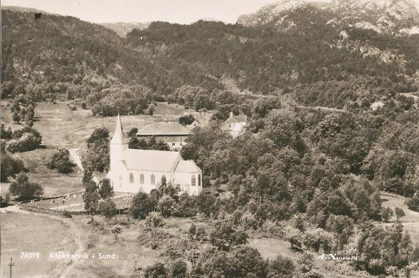 Sund-gamle-kirke