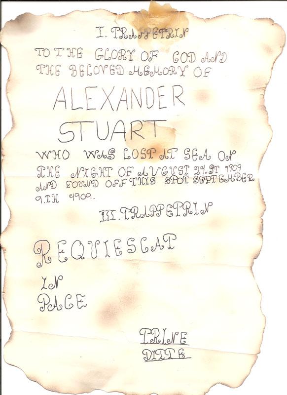 Aleksander Stuart