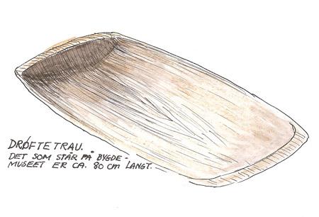 Tegning: Jarle Sælensminde